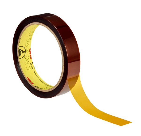 Picture of Scotch® 5419 Polyimid (Kapton)-Klebeband, antistatisch