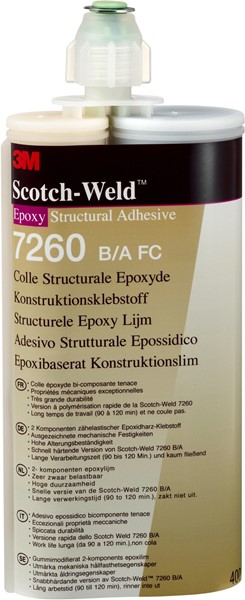 Picture of Scotch-Weld™ DP-7260 B/A- FC NS EPX-Klebstoff