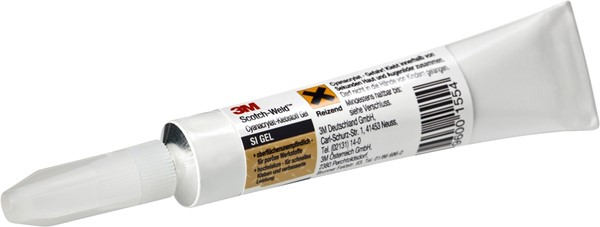 Picture of 3M™ Scotch-Weld™ SI Gel Cyanacrylat, hochviskos
