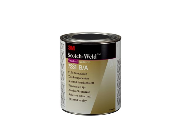 Picture of 3M™ Scotch-Weld™ 7231 B/A Epoxidharz-Klebstoff