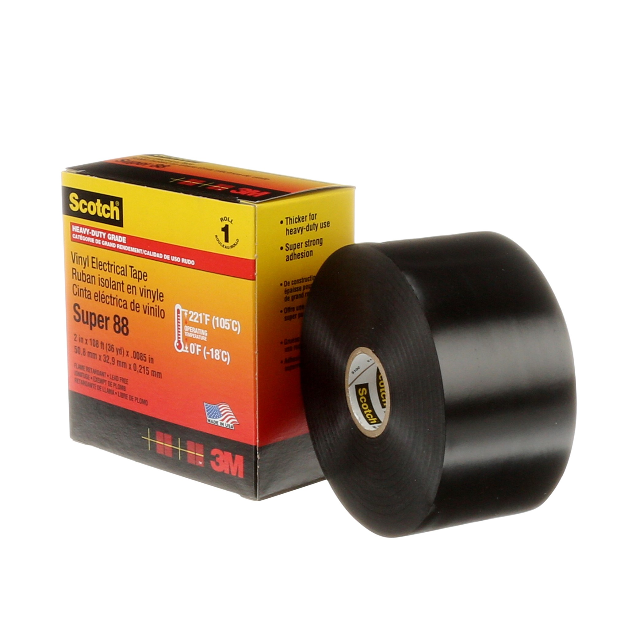 3M Scotch® Elektro-Isolierband Super 88