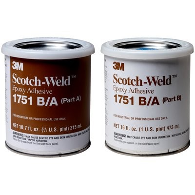 Picture of 3M™ Scotch-Weld™ 1751 B/A Epoxidharz-Klebstoff