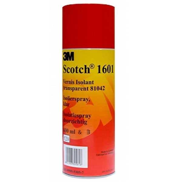 Picture of 3M Scotch® 1604 Isolierlack, grau