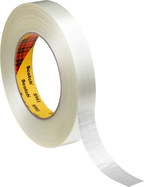 Bild von Scotch® 8981 Filament-Klebeband / transparent